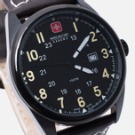 Мужские наручные часы Swiss Military Hanowa Sergeant Black/Brown фото- 2
