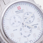 Мужские наручные часы Swiss Military Hanowa Swiss Soldier Chrono Silver/White фото- 2