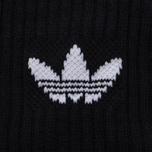 Мужские носки adidas Originals Crew 3 Pairs Black/White фото- 2
