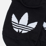 Носки adidas Originals Sneaker Black/White фото- 2