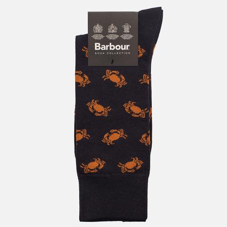 Мужские носки Barbour Crab Navy