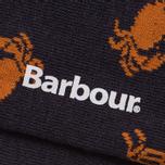 Мужские носки Barbour Crab Navy фото- 2