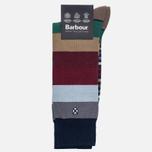 Мужские носки Barbour Heywood Navy Multi фото- 0
