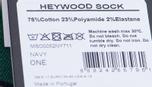 Мужские носки Barbour Heywood Navy Multi фото- 3