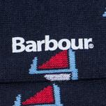 Носки Barbour Sailboat Navy фото- 2