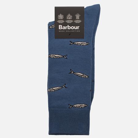 Мужские носки Barbour Sardine Dark Chambray