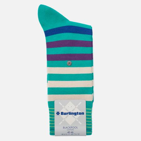 Мужские носки Burlington Blackpool Emerald