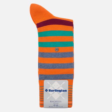 Мужские носки Burlington Blackpool Flash Orange