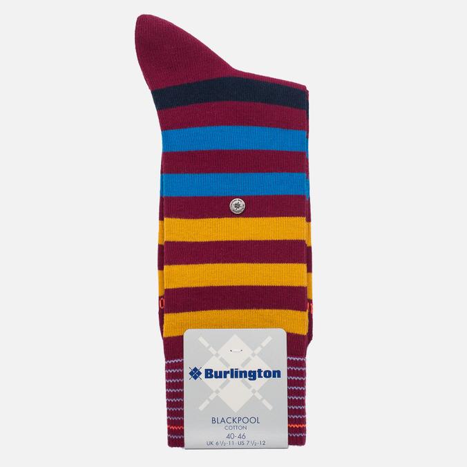 Мужские носки Burlington Blackpool Ruby