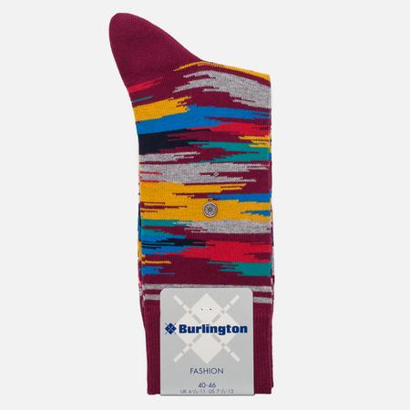 Мужские носки Burlington Camouflage Chianti