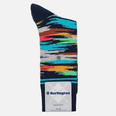 Мужские носки Burlington Camouflage Marine