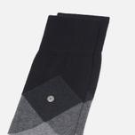 Мужские носки Burlington Clyde Black фото- 1