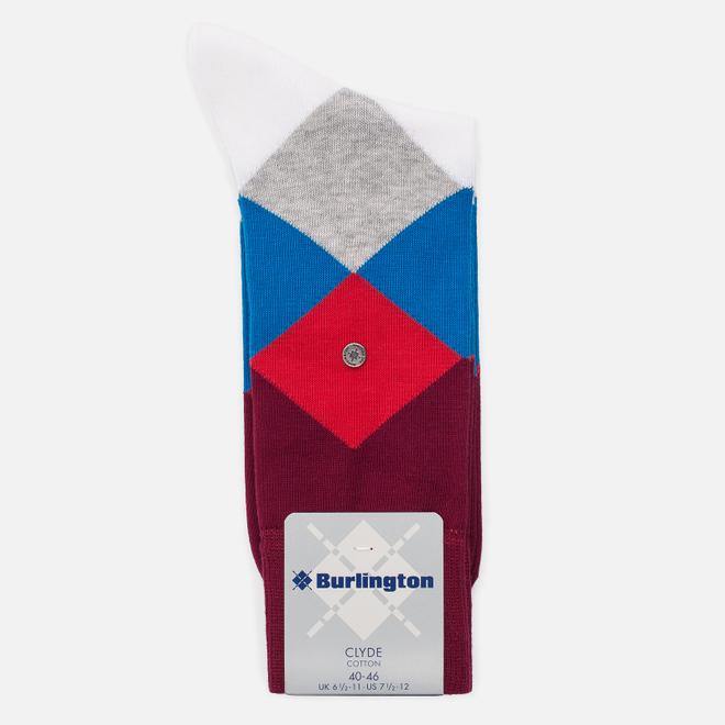 Носки Burlington Clyde Chianti