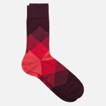 Мужские носки Burlington Clyde Claret фото- 1