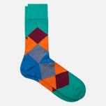 Мужские носки Burlington Clyde Emerald фото- 1