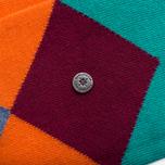 Мужские носки Burlington Clyde Emerald фото- 2