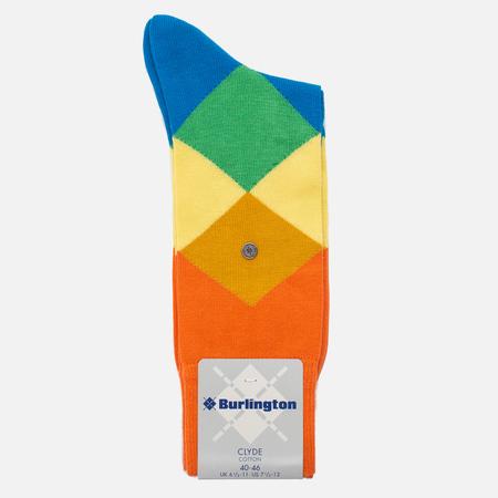 Мужские носки Burlington Clyde Flash Orange