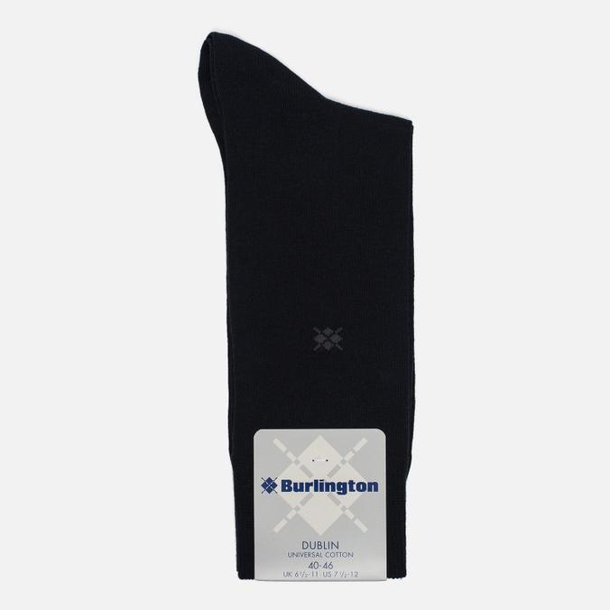Мужские носки Burlington Dublin Black