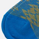Мужские носки Burlington Ethno Sneaker Manganese Blue фото- 2