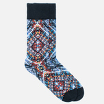 Burlington Graphic Men's socks Print Black photo- 1
