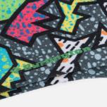 Мужские носки Burlington Jigsaw Black фото- 2
