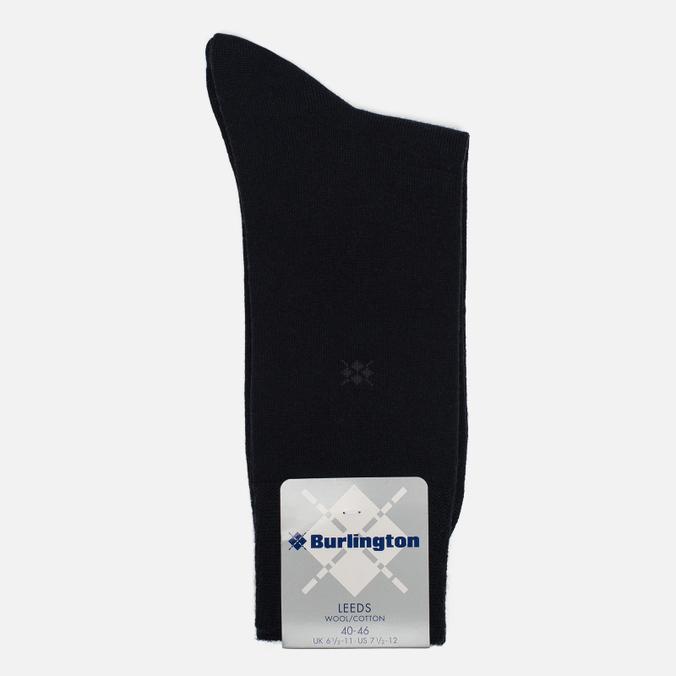 Мужские носки Burlington Leeds Black