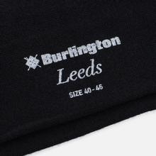 Носки Burlington Leeds Black фото- 2