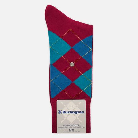 Мужские носки Burlington Manchester Dark Peony