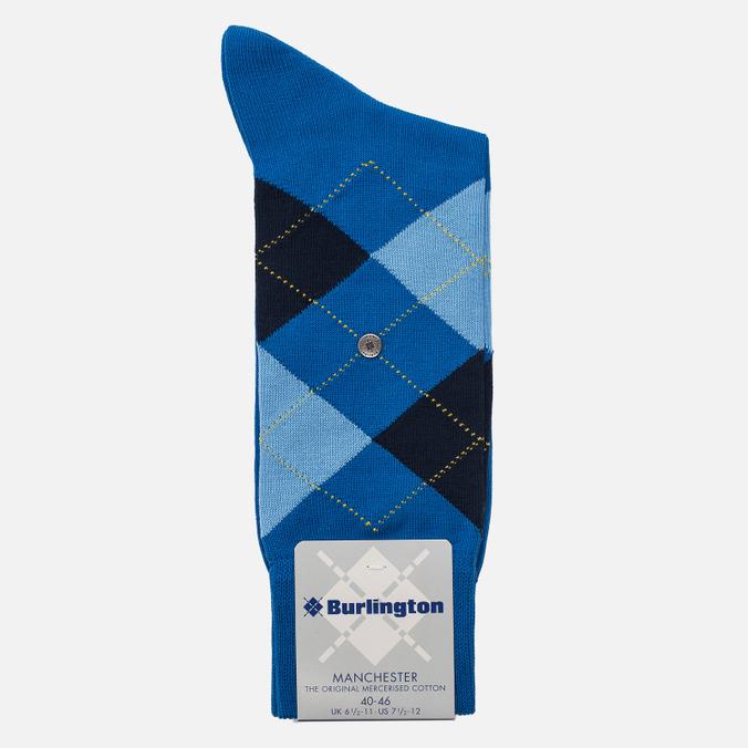 Мужские носки Burlington Manchester Mediterran