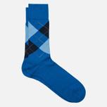 Мужские носки Burlington Manchester Mediterran фото- 1