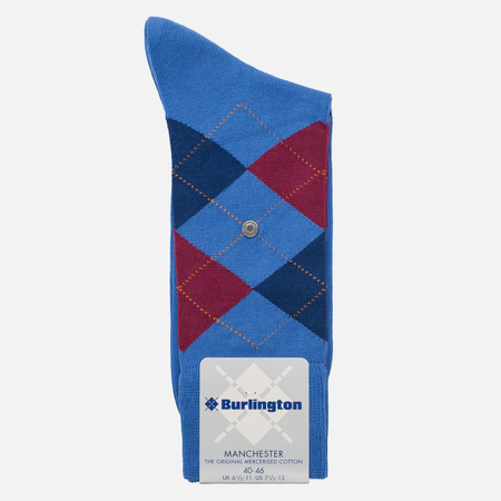 Мужские носки Burlington Manchester Ocean