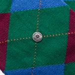 Мужские носки Burlington Manchester Vivid Green фото- 2