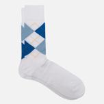 Мужские носки Burlington Manchester White фото- 1