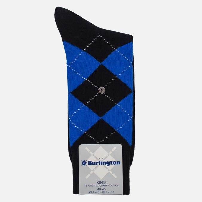 Мужские носки Burlington Neon King Black