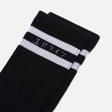 Носки Edwin x Democratique Socks Tube Black фото- 0