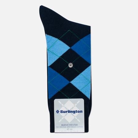 Мужские носки Burlington Manchester Marine