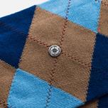 Мужские носки Burlington Manchester Rosewood фото- 2