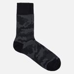 Мужские носки Falke Camouflage Black фото- 1