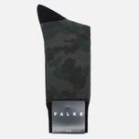 Мужские носки Falke Camouflage Brown фото- 0