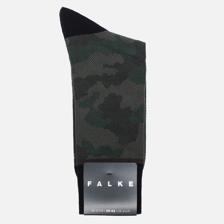 Falke Men's socks Camouflage Brown