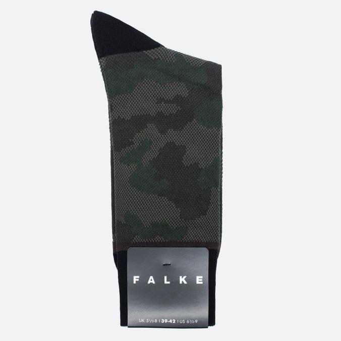 Мужские носки Falke Camouflage Brown