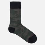 Мужские носки Falke Camouflage Brown фото- 1