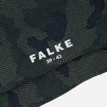 Мужские носки Falke Camouflage Tanzanite фото- 2