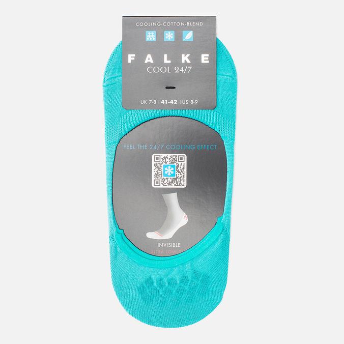 Мужские носки Falke Cool 24/7 Invisible Green
