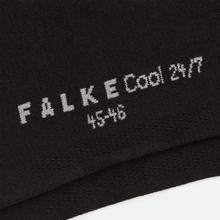Носки Falke Cool 24/7 Sneaker Black фото- 2