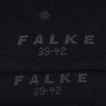 Мужские носки Falke Dot Short Anthracite Melange фото- 2