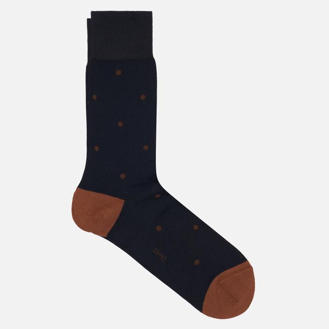 Мужские носки Falke Dot Short Black/Brown