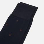 Мужские носки Falke Dot Short Black/Brown фото- 1