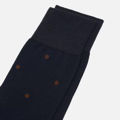 Носки Falke Dot Short Black/Brown
