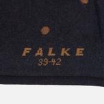 Мужские носки Falke Dot Short Black/Brown фото- 2